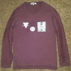 H- Mocaqi crew neck sweatshirt /size XXL